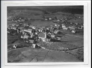 ZZ-0920/ Görwihl Foto seltenes Luftbild ca.1935 18 x 13 cm