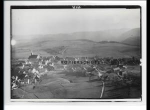 ZZ-0921/ Görwihl Foto seltenes Luftbild ca.1935 18 x 13 cm