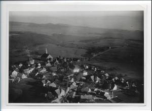 ZZ-0922/ Görwihl Foto seltenes Luftbild ca.1935 18 x 13 cm