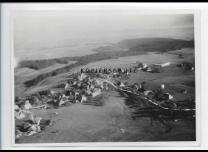 ZZ-0924/ Strittmatt b. Görwihl Foto seltenes Luftbild ca.1935 18 x 13 cm