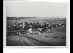 ZZ-0937/ Höchenschwand Foto seltenes Luftbild ca. 1935 18 x 13 cm