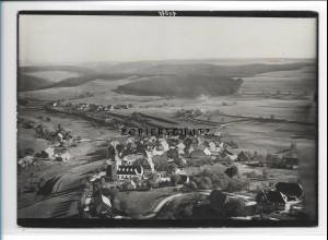 ZZ-0938/ Kappel-Grafenhausen Foto seltenes Luftbild ca. 1935 18 x 13 cm