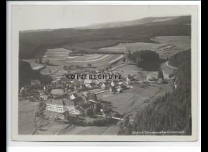 ZZ-0964/ Friedenweiler Foto seltenes Luftbild 1936 18 x 13 cm