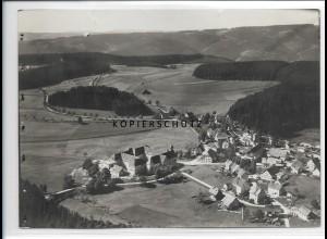 ZZ-0963/ Friedenweiler Foto seltenes Luftbild 1936 18 x 13 cm