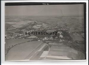 ZZ-1003/ Erbach Donau Foto seltenes Luftbild 1939 18 x 13 cm
