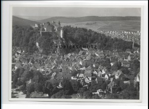 ZZ-1006/ Heidenheim Foto seltenes Luftbild ca. 1936 18 x 13 cm