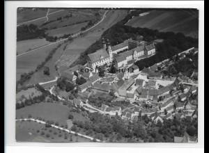 ZZ-1008/ Obermachtal Foto seltenes Luftbild 1938 18 x 13 cm