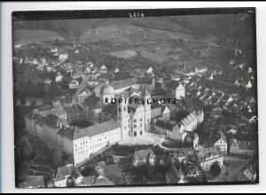 ZZ-1011/ Weingarten Foto seltenes Luftbild 1937 18 x 13 cm