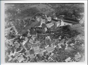 ZZ-1012/ Weingarten Foto seltenes Luftbild 1937 18 x 13 cm