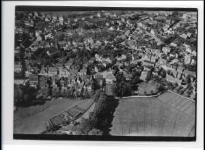 ZZ-1052/ Schleswig Foto seltenes Luftbild 1939 18 x 13 cm