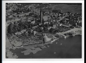 ZZ-1054/ Schleswig Foto seltenes Luftbild 1939 18 x 13 cm