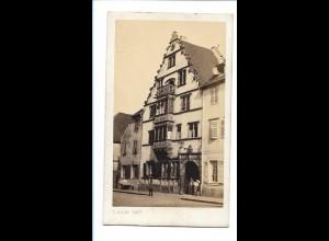 S2384/ CDV Foto Colmar Elsaß ca.1865-70 Fotograf E. Adan, Colmar