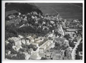 ZZ-1112/ Bad Wörishofen Foto seltenes Luftbild 1938 18 x 13 cm
