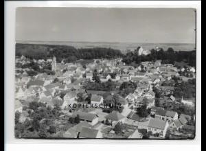 ZZ-1251/ Illertissen Foto seltenes Luftbild 1936 18 x 13 cm