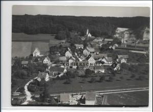 ZZ-1256/ Untereichen b. Altenstadt Foto seltenes Luftbild 1936 18 x 13 cm