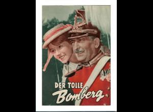 C3383/ Filmprogramm Der tolle Bomberg Hans Albers