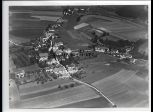 ZZ-1262/ Christershofen bei Buch Foto seltenes Luftbild 1938 18 x 13 cm