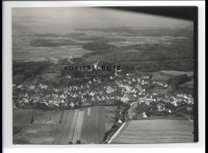 ZZ-1266/ Reissenburg bei Günzburg Foto seltenes Luftbild ca.1938 18 x 13 cm