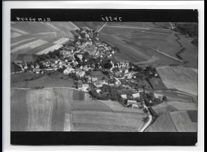 ZZ-1290/ Unterfinningen b. Finningen Foto seltenes Luftbild 1938 18 x 13 cm