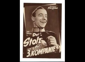 C3580/ IFB 3789 Filmprogramm Heinz Rühmann Der Stolz der 3. Kompanie