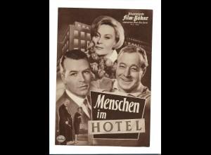 C3582/ IFB 4929 Filmprogramm Heinz Rühmann Menschen im Hotel