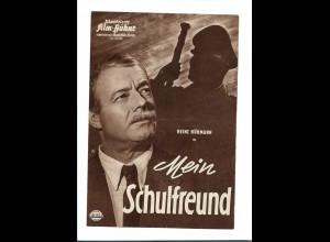 C3583/ IFB 05320 Filmprogramm Heinz Rühmann Mein Schulfreund