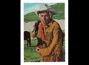 S2444/ Winnetou Karl May AK Stewart Granger AK ca.1965