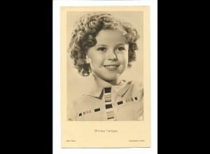 Y17353/ Shirley Temple schöne Ross Foto AK ca.1935
