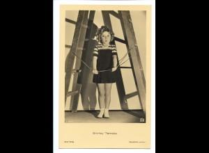 Y17355/ Shirley Temple schöne Ross Foto AK ca.1935