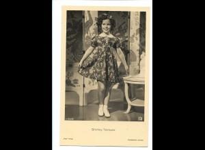 Y17359/ Shirley Temple schöne Ross Foto AK ca.1935