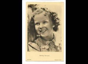 Y17360/ Shirley Temple schöne Ross Foto AK ca.1935