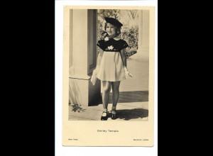 Y17361/ Shirley Temple schöne Ross Foto AK 1937