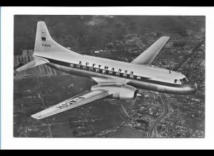 V702/ Flugzeug Lufthansa Convai 340 D-ACOH