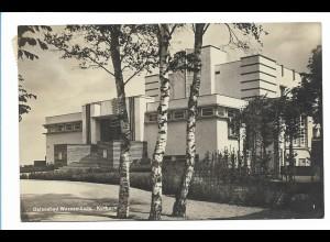 Y17371/ Warnemünde Kurhaus Foto AK 1931