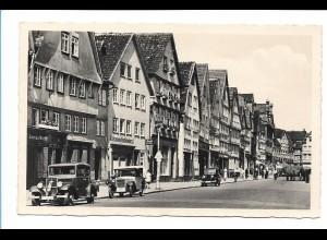 Y17393/ Hersfeld Breite Straße Autos Foto AK ca.1938