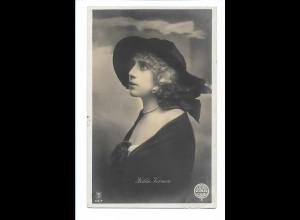 Y17394/ Schauspielerin Hedda Vernon Eiko-Film Foto AK 1917