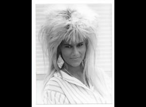 C3341/ Sängerin Yvonne Parke - Randy und Pebbles Pressefoto 21,5 x 16,5 cm