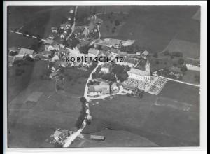 ZZ-1584/ Eisenharz b. Argenbühl Foto seltenes Luftbild 1937 18 x 13 cm