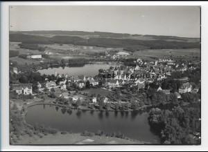 ZZ-1590/ Aulendorf Foto seltenes Luftbild 1937 18 x 13 cm