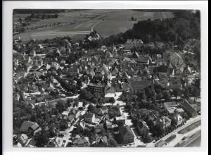 ZZ-1609/ Leutkirch Foto seltenes Luftbild 1937 18 x 13 cm