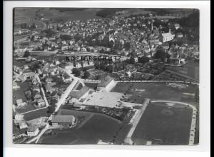 ZZ-1610/ Leutkirch Foto seltenes Luftbild 1937 18 x 13 cm