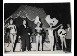 C3423/ Constantino Zoras, Madrid Variete Foto 24 x 18 cm ca. 1955