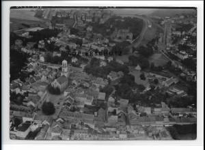 ZZ-1649/ Auerbach Foto seltenes Luftbild 1939 18 x 13 cm