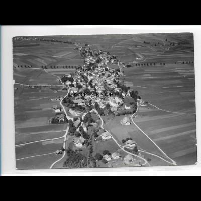 ZZ-1763/ Hohenfurch Foto seltenes Luftbild 1938 18 x 13 cm