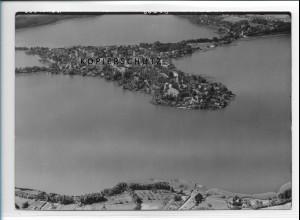 ZZ-1757/ Ratzeburg Foto seltenes Luftbild 1939 18 x 13 cm