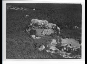 ZZ-1755/ Geesthacht Foto seltenes Luftbild 1938 18 x 13 cm