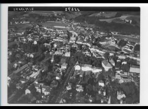 ZZ-5248/ Traunstein Foto seltenes Luftbild 18 x 13 cm 1938