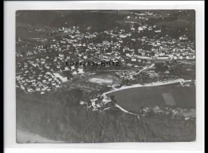 ZZ-1768/Bad Reichenhall Foto seltenes Luftbild 1938 18 x 13 cm