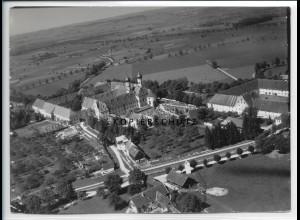 ZZ-1821/ Benediktbeuren Foto seltenes Luftbild 1936 18 x 13 cm