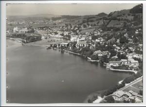 ZZ-1823/ Schliersee Foto seltenes Luftbild ca.1938 18 x 13 cm